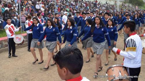 2019 Desfile Cívico