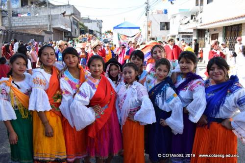 2019 Desfile Cultural